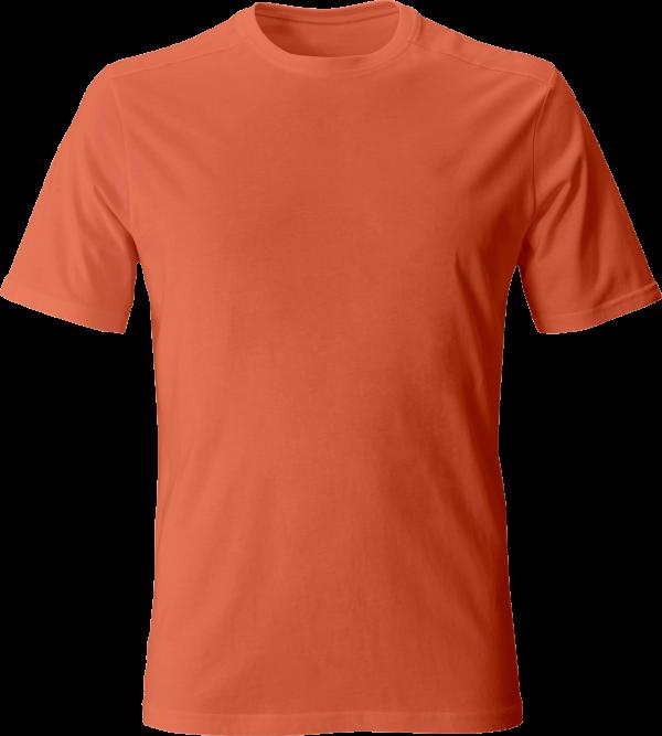 мужская футболка оранжевая купить недорого