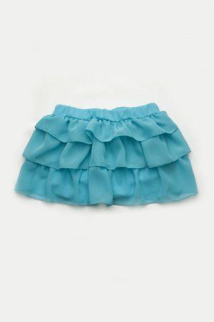 красивая юбка шорты для девочки купить недорого