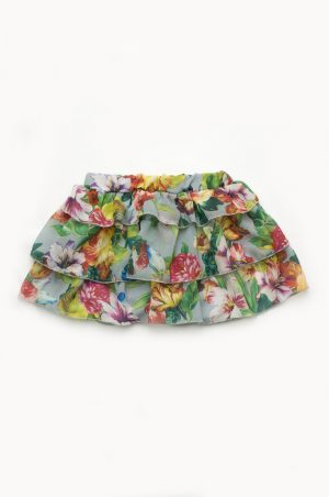 яркая юбка шорты для девочки купить Украина