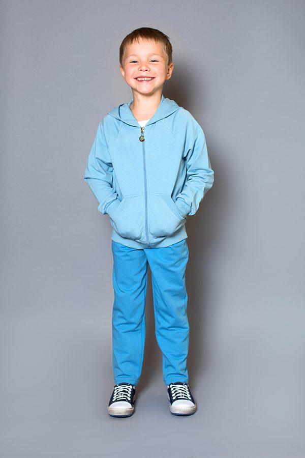 кофта на молнии с капюшоном для мальчика недорого