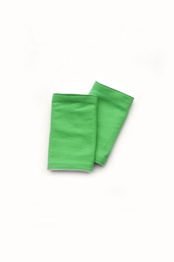 накладки на эргорюкзак зеленые купить с доставкой