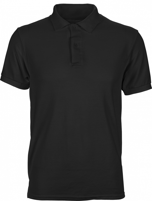 черная мужская футболка поло купить Харьков Днепр Киев Украина
