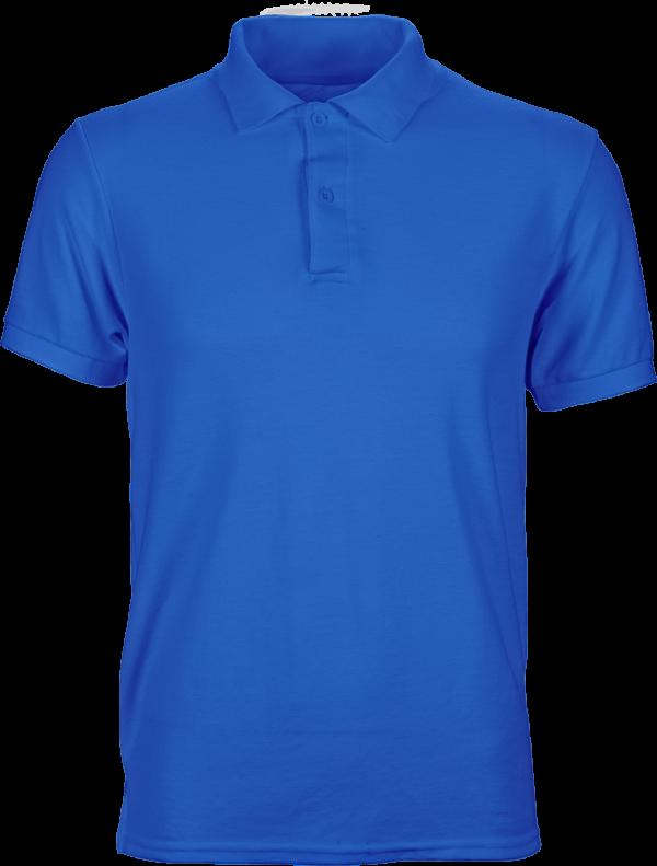 однотонная футболка поло мужская купить с доставкой