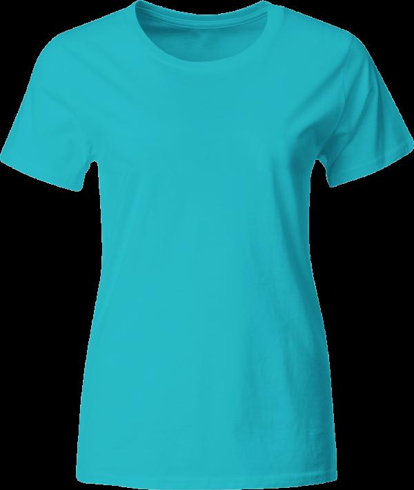 футболка женская для брендирования печати логотипа
