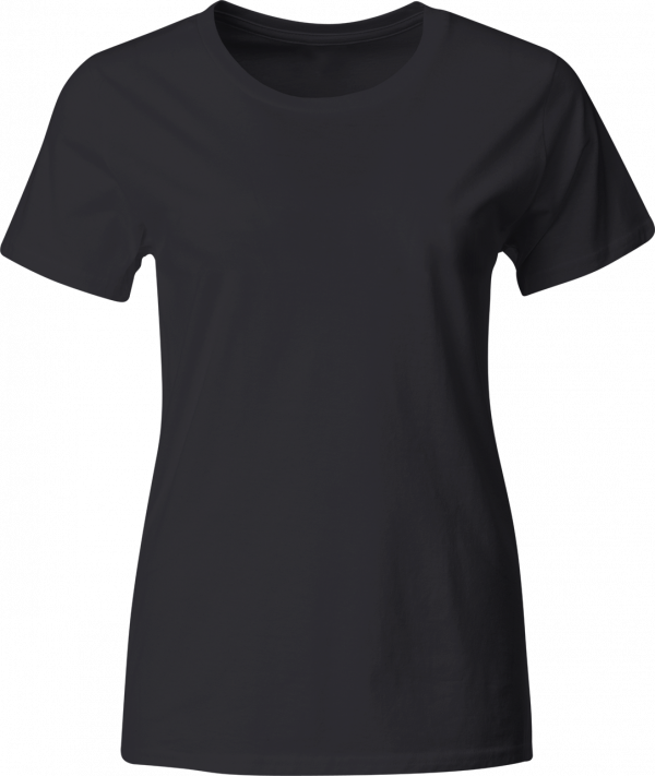 классическая женская футболка черная недорого Днепр