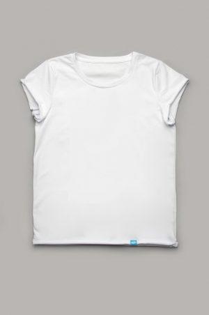 футболка женская белая модельная Харьков Киев Днепр