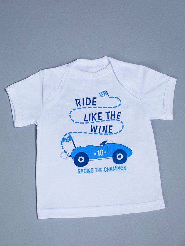 купить футболку для новорожденного недорого