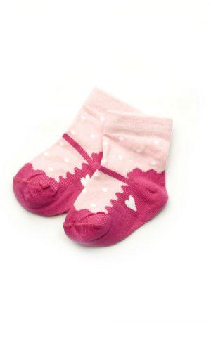 детские носки туфелька для девочки недорого