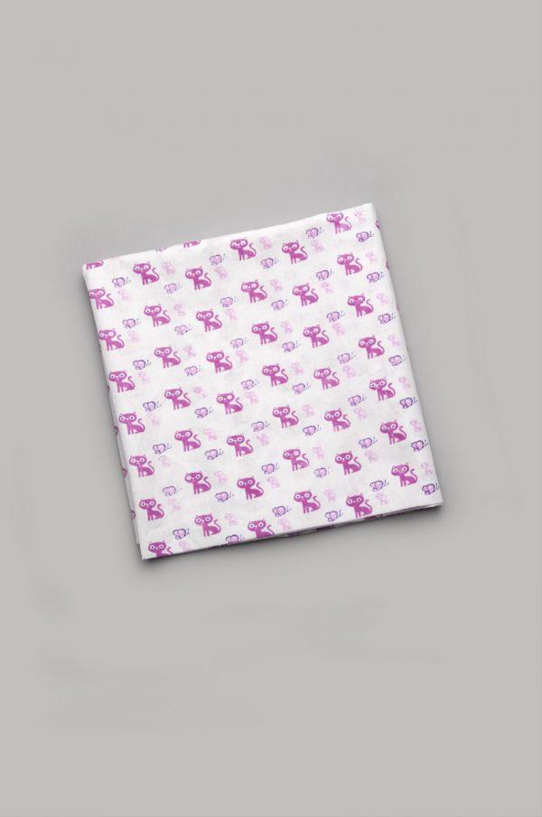 ситцевая пеленка для новорожденных недорого