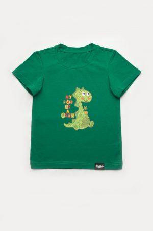 детская футболка динозавр для мальчика купить недорого