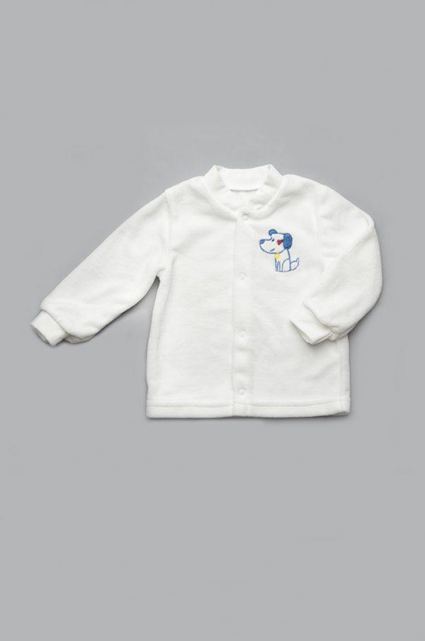 недорогая велюровая кофточка для новорожденного купить Харьков