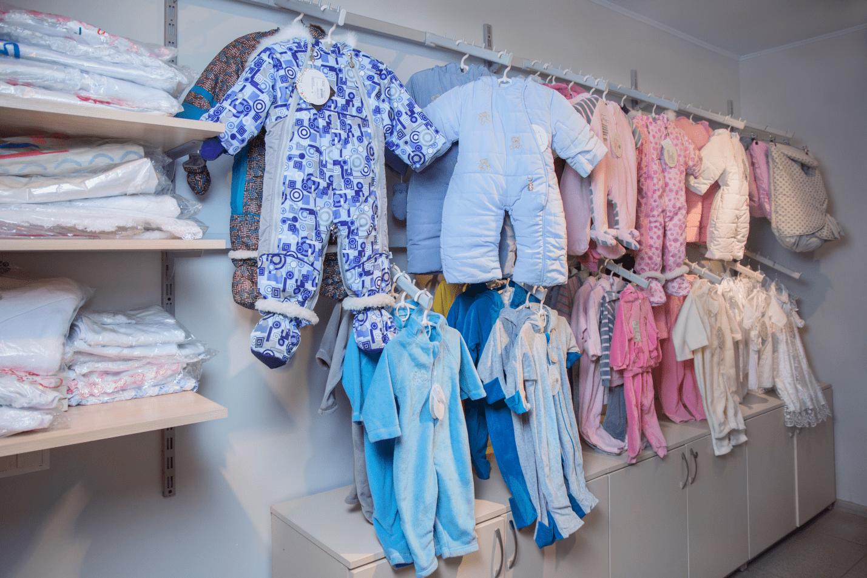 детская одежда Урловская