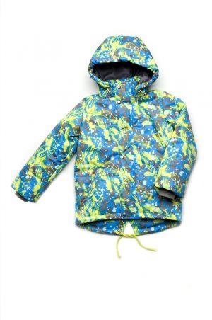 недорогая куртка деми для мальчика купить