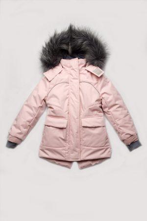 теплая куртка парка для девочки недорого