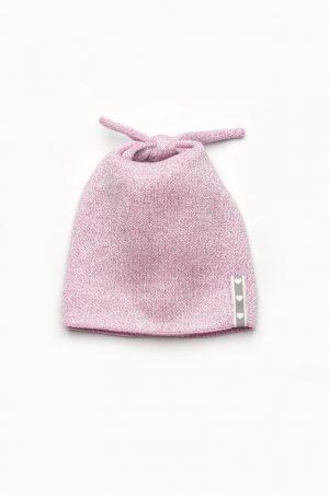 шапка с люрексом для девочки недорого Киев