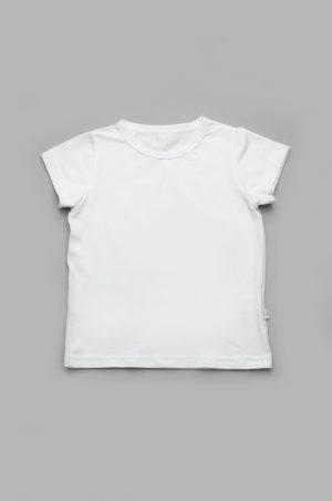 белая футболка для мальчика купить недорого