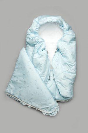 зимний конверт одеяло для новорожденного Днепр