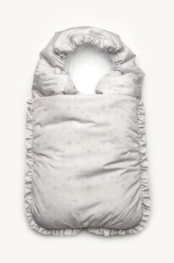 теплый конверт одеяло для новорожденного