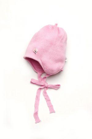 деми шапка на завязках купить