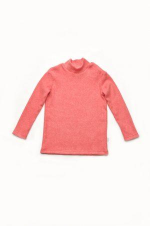 купить утепленный гольф свитер для девочки Киев
