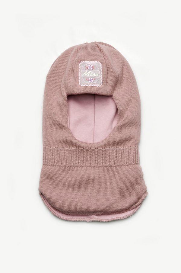 зимняя шапка шлем для девочки купить Днепр