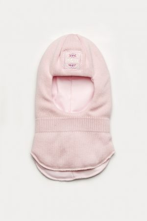 зимняя шапка шлем для девочки купить с доставкой
