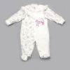 Комбинезон с длинным рукавом для новорожденного