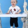 Детская футболка для мальчика 'Щенок'