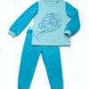 Утепленная детская пижама