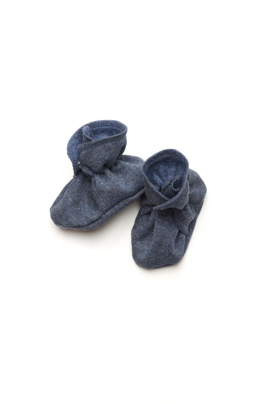 Пинетки ботиночки трикотажные